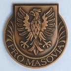 """Medal """"Pro Masovia"""""""