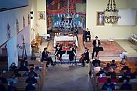 """Nadzwyczajny koncert """"Klękam przed Tobą Krzyżu Święty"""" - Lesznowola 2016"""