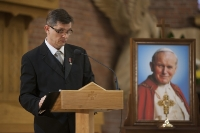 Świętemu Janowi Pawłowi II - Biała Podlaska 2014